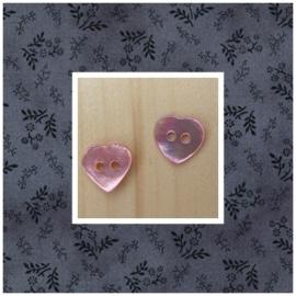 Hart  roze 10 mm