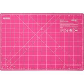 Olfa mat 30 x 45 cm roze