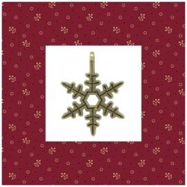 Bedel sneeuwvlok 6