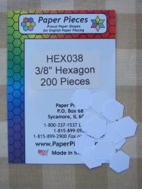 Hexagonnen 5/8""
