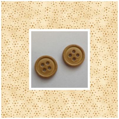Bruin viergaats 5411  11,5 mm