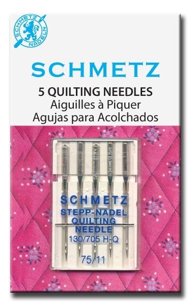 Schmetz quiltnaalden combi