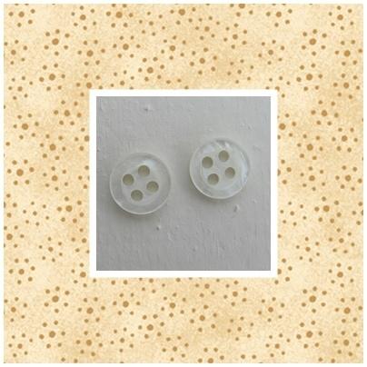 Wit vier gaats 9 mm