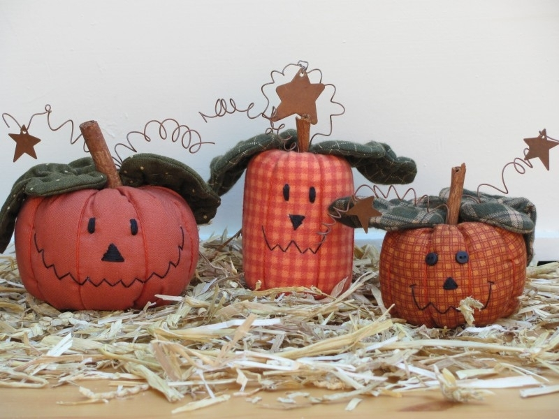 Patroon + materialen Gemma`s Pumpkins
