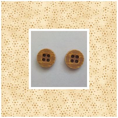 Bruin viergaats 5447 10 mm
