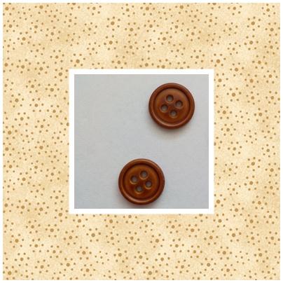 Bruin viergaats 5411-18   11,5 mm