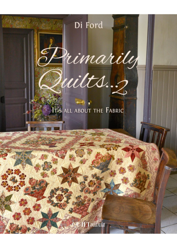 Di Ford 'Primarily Quilts part 2'