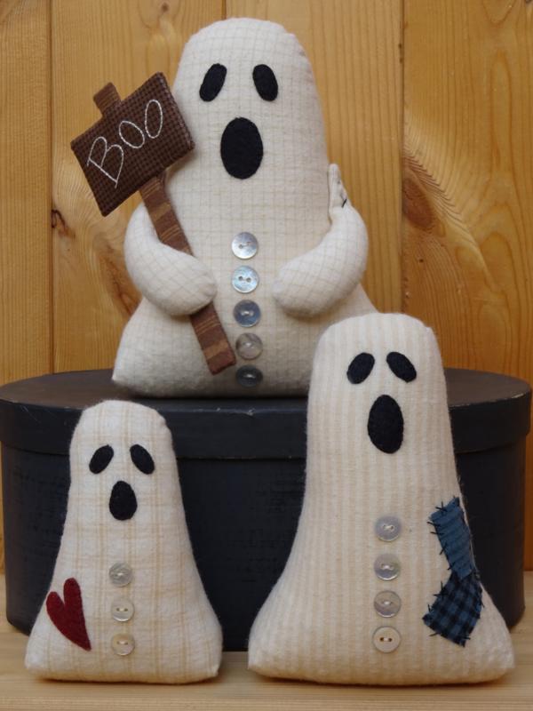 Patroon 'Boo'