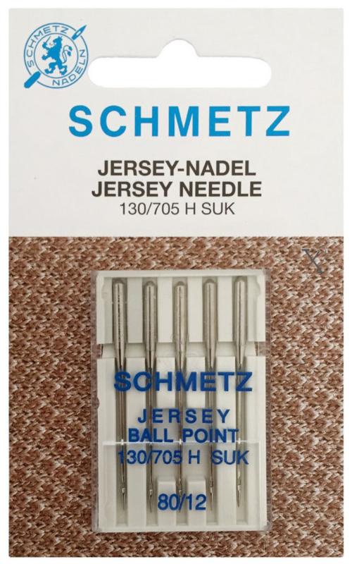 Schmetz jersey naalden 80/12