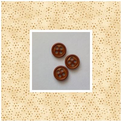 Bruin viergaats 5411-14 9 mm