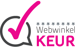 Webwinkel keurmerk lid