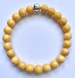 0039 Calciet (amber kleur)
