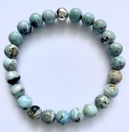 0017 Opaal blauw