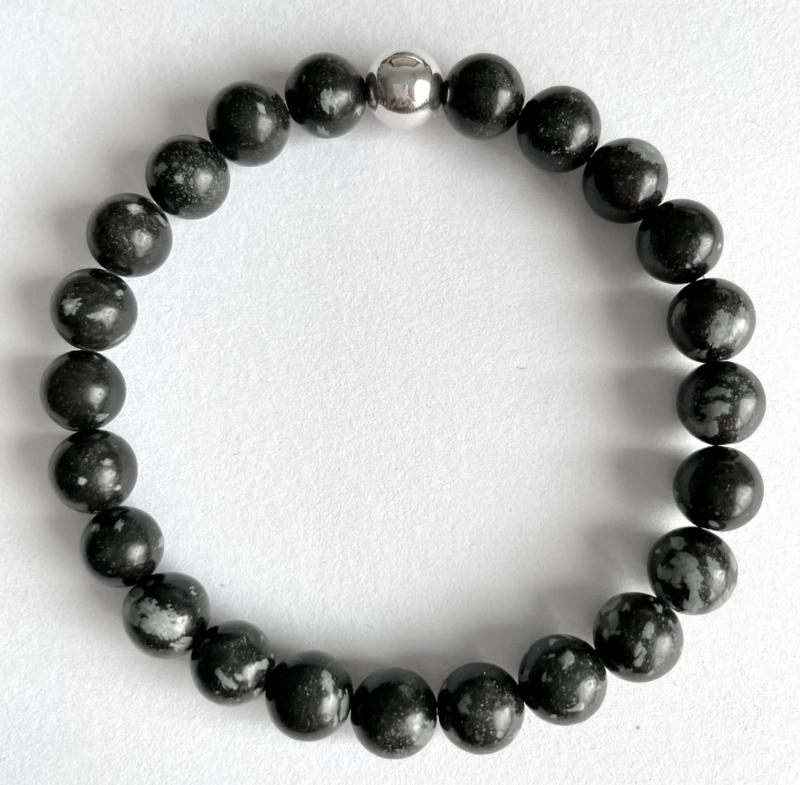 0029 Obsidiaan (sneeuwvlokken)