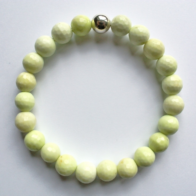 0080 Chrysopraas (facet)