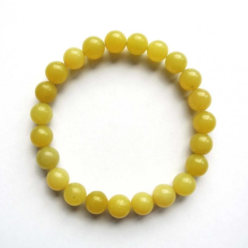 Chalcedoon geel