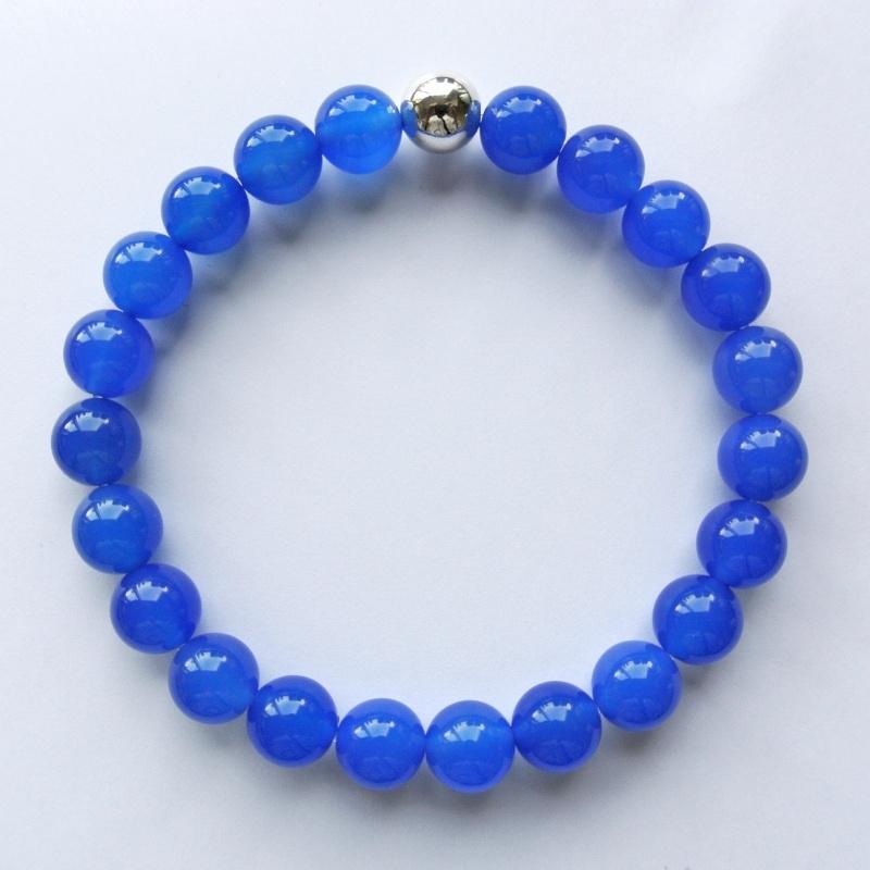 0097 Agaat blauw