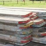 Steigerplank GEBRUIKT 2.5m