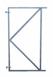 Poortframe Verstelbaar 90cm breed