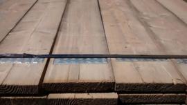 Steigerplank Oud gemaakt 3m