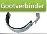 Zinken Gootverbinder ( klemsysteem)