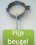 Pijp Montage beugel D= 8cm