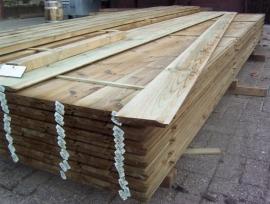 Rabat planken