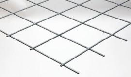 Betongaasmat 2x3m gegalvaniseerd 5mm maas 10x10