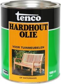 Tenco Hardhoutolie 1L