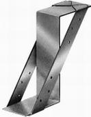 Gordinglas verzinkt 46x146