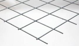 Betongaasmat 2x3m gegalvaniseerd 5mm maas 15x15