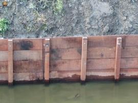Beschoeiings planken 20x200x3050 Angelim Vermelho