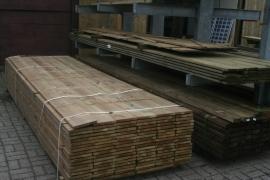 tuinplank 20x200x4000 fijnbezaagd