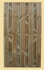 tuindeuren en poort frame's