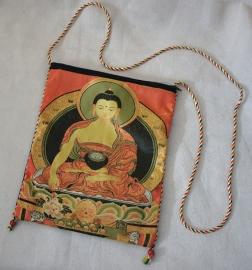 Buddah schoudertasje