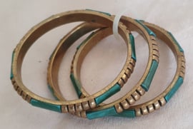 Set van 3 armbanden