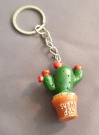 Sleutelhanger Cactus - 4