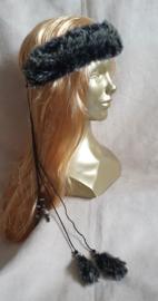 Fake-fur hoofdband - HB 4