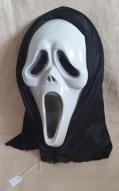Scream masker plastic