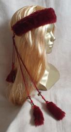 Fake-fur hoofdband - HB 3