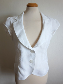 Witte blouse - Mt. 38