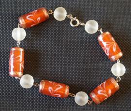 Armband - Glazen kralen