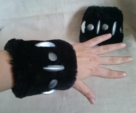 Polsband Fake Fur - Nr. 8