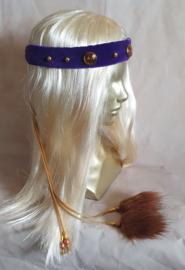 Paarse hoofdband - HF1