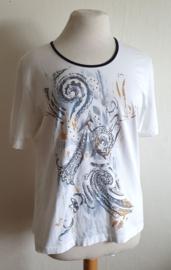 Shirt met print - Mt. M