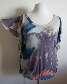 T-shirt met print - Mt. XL