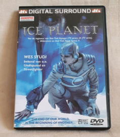 DVD Ice Planet