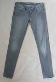 Grijze skinny jeans - Mt. 25
