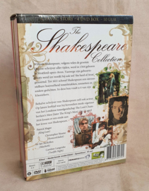 DVD BOX The Shakespeare Collection