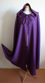 Paarse cape